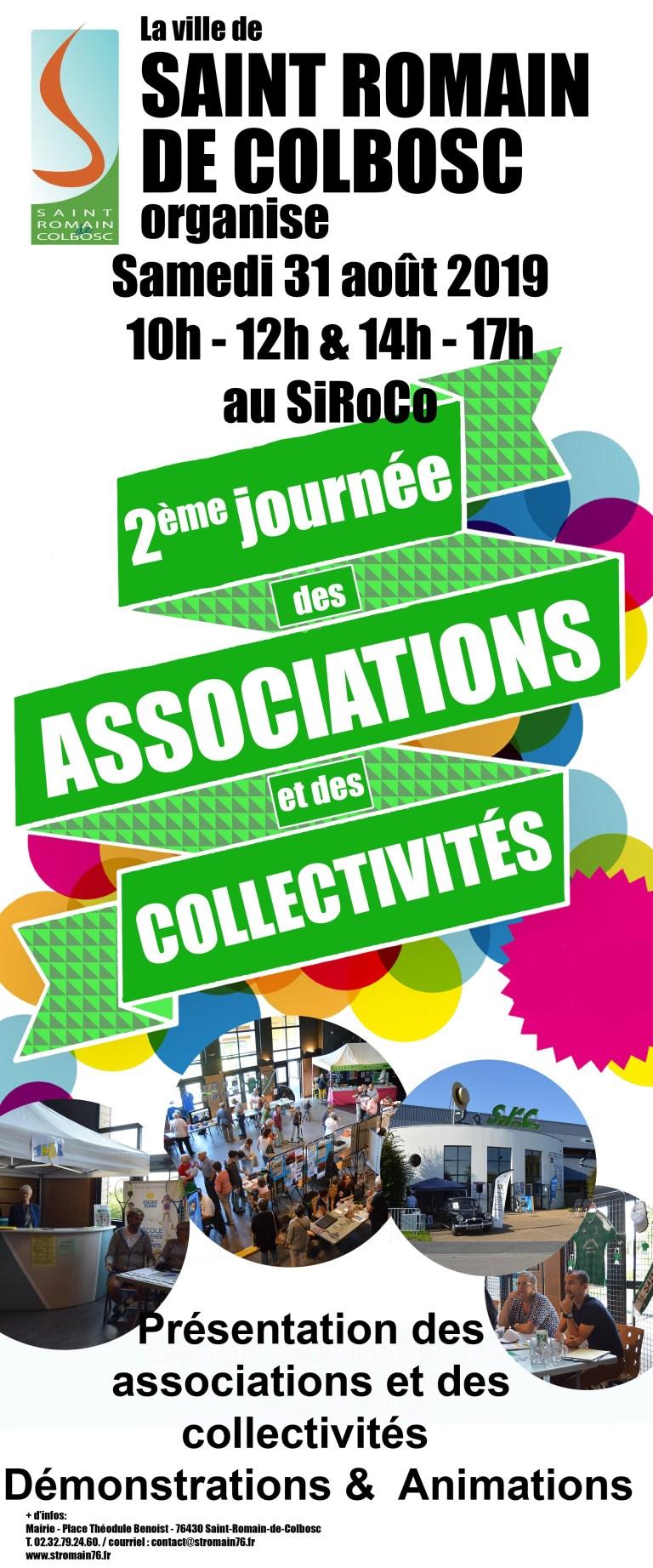 Journée des associations @ Maison pour Tous